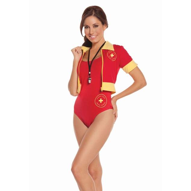 Wendy Peffercorn Lifeguard Deluxe Costume
