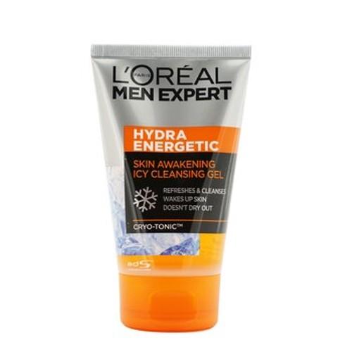 L'Oreal Men Expert Hydra Energetic Skin Awakening Icy Cleansing Gel