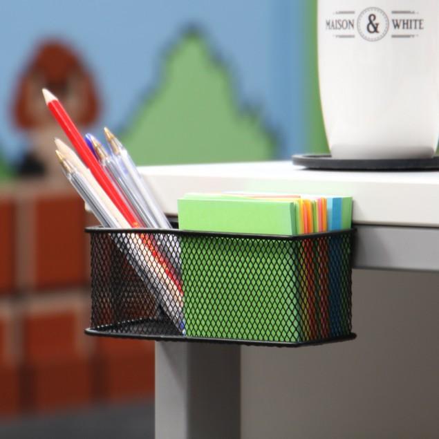 Magnetic Office Storage Baskets - Pack of 4 | Pukkr