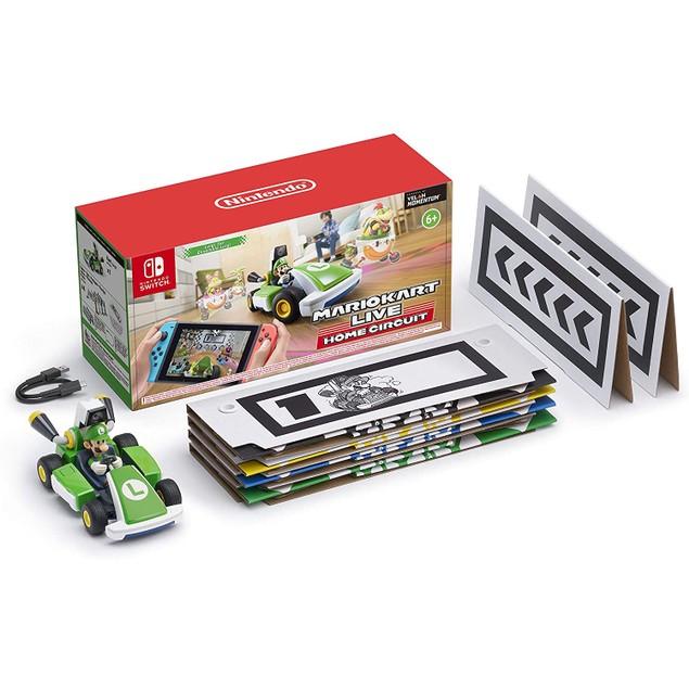 Luigi (Mario Kart) Live Home Circuit for Nintendo Switch