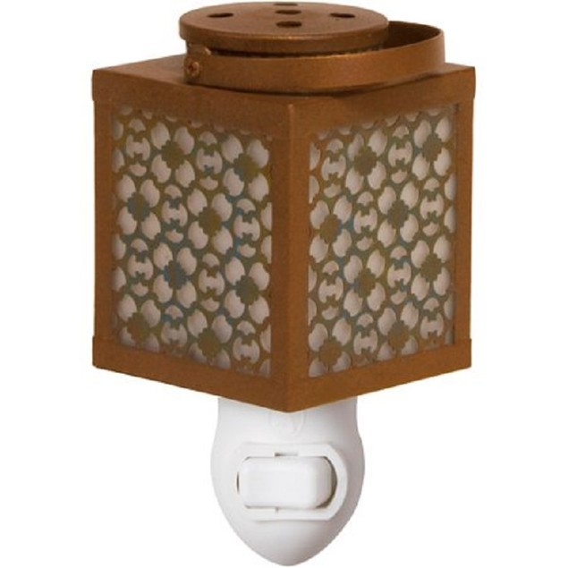 Scentsationals Home Fragrance Sitara Accent Wax Warmer w/ 15Watt Light Bulb