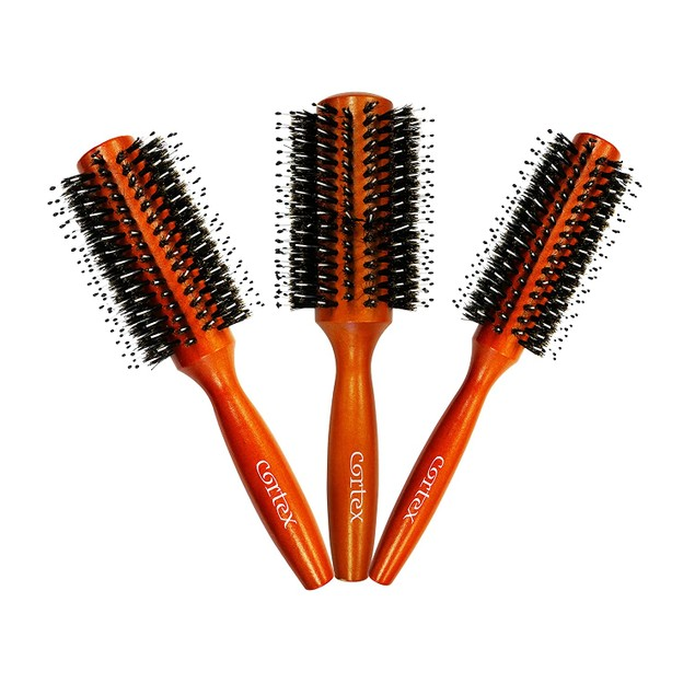 Cortex Professional 100% Boar Bristle Brushes