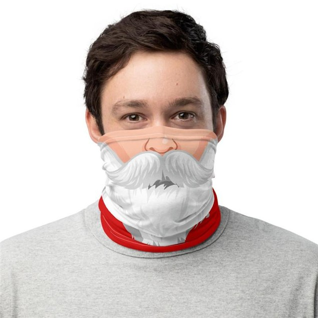 3-Pack Holiday-Themed Gaiter Mask Set
