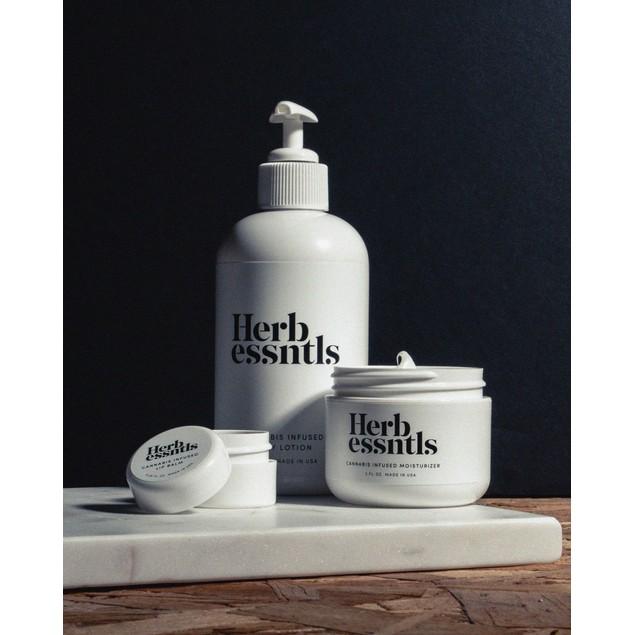 Herb Essentials Hem Infused Moisturizer - 2 Oz.