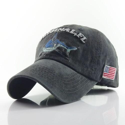 Unisex Washable Coated Baseball Cap