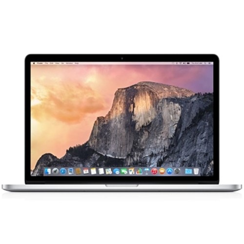 "Apple MacBook Pro MD322LL/A 15.4"" 750GB Mac OSX,Silver (Refurbished)"