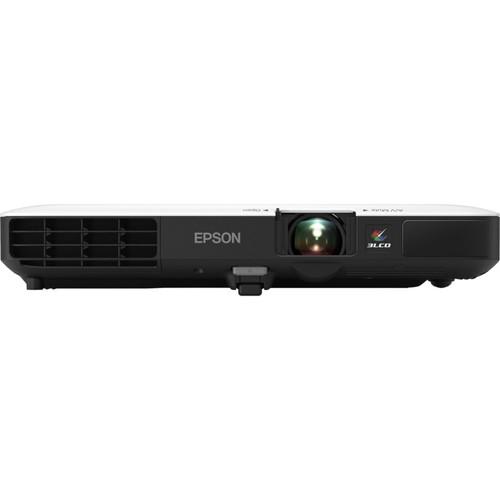 Epson PowerLite 1780W 3000-Lumen WXGA 3LCD Projector (Certified Refurbished)