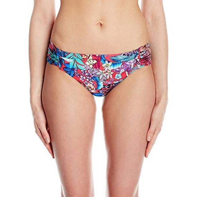 Kenneth Cole New York Women's Tropical Tendencies Floral Bottoms Sz LA