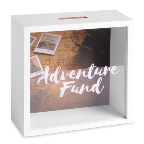 Adventure Money Box | MandW Wonderlust