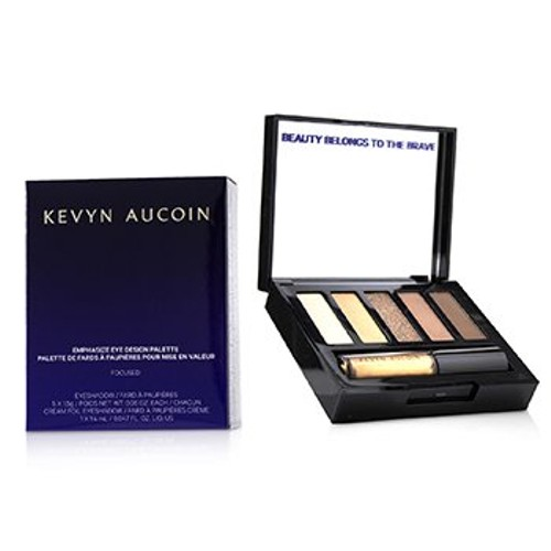 Kevyn Aucoin Emphasize Eye Design Palette - # Focused
