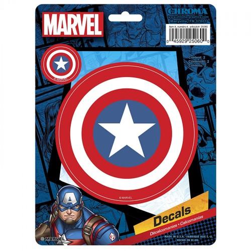 Captain America Shield Car Emblem