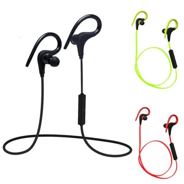 Wireless Sports Stereo Sweatproof Bluetooth Earphone Earbuds Headset