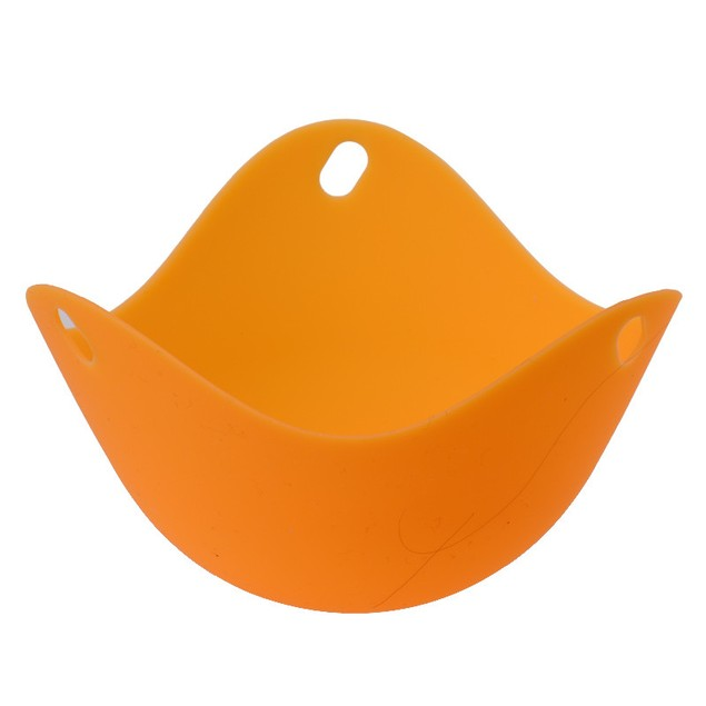 Silicone Egg Fried Circle Silicon Microwave Cooking Kitchen Gadget