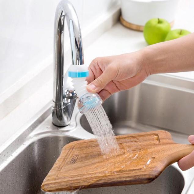 Kitchen Faucet Rotatable Splash-proof Shower Filter