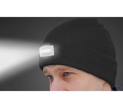 Unisex LED Headlamp Beanie Was: $19.99 Now: $8.99.