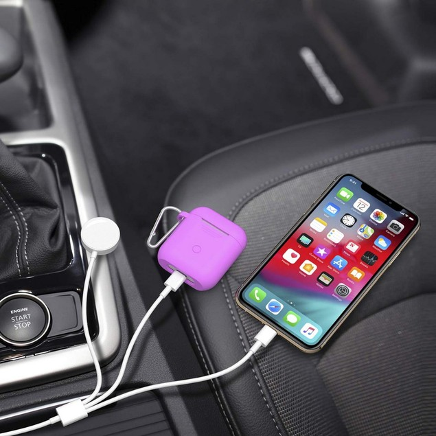 3-in-1 Apple iPhone & Watch Charger - 6 Colors