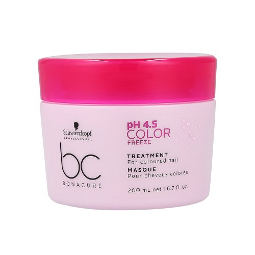 Schwarzkopf BC pH4.5 Color Freeze Treatment 200ml