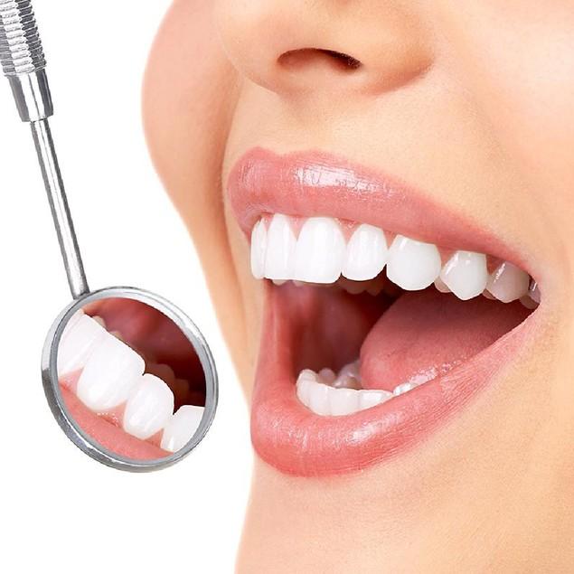 4 Pcs Dental Tooth Pick Probe Set Teeth Clean Hygiene Stainless Steel Tools