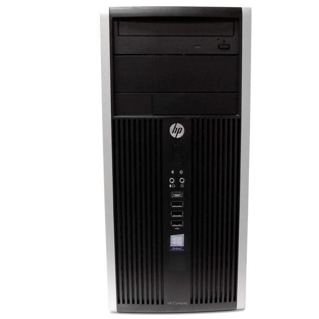 HP 6200 Tower Intel i5 8GB 500GB HDD Windows 10 Home