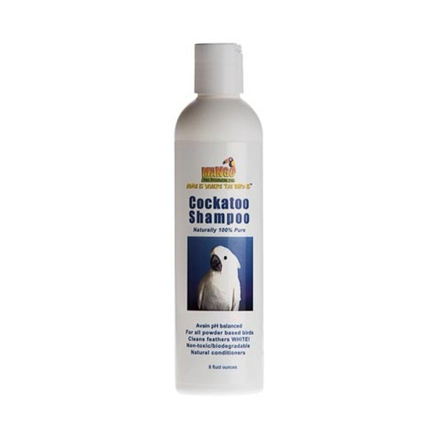 Mango Pet Cockatoo Shampoo