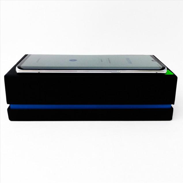 OB LG Velvet 5G 128GB LMG900UM GSM Unlocked 6GB RAM Smartphone - Silver