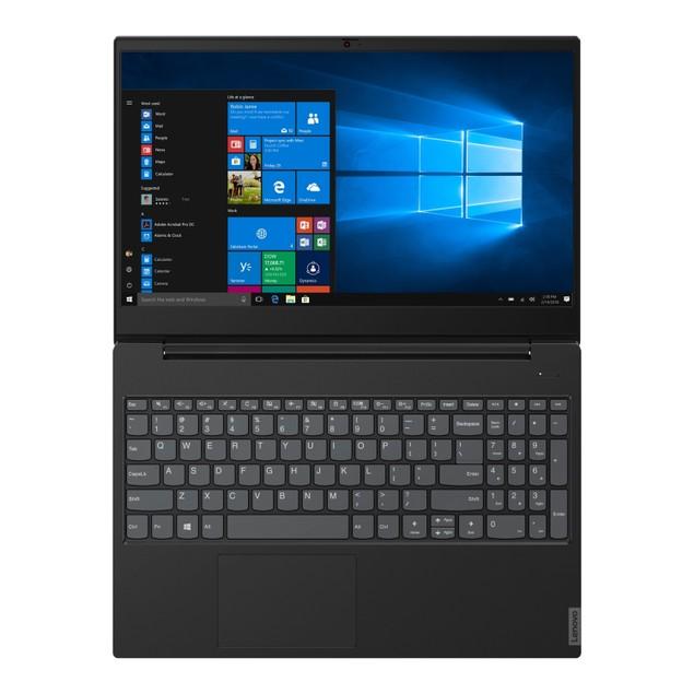 """Lenovo IdeaPad S340-15IIL 15.6"""" 256GB i7-1065G7 Win10H,Onyx Black (New Open Bo"""