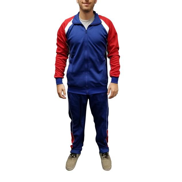 Team USA Jacket And Pants Tracksuit Uniform