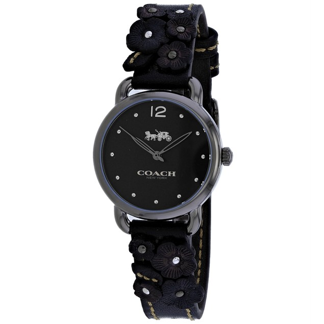 Coach Women's Black Dial Watch - 14502816