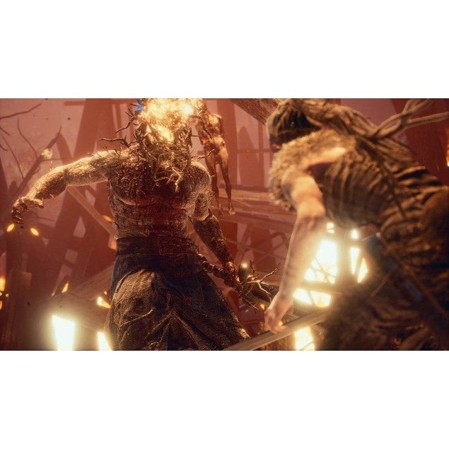 Hellblade Senua's Sacrifice PS4 Game