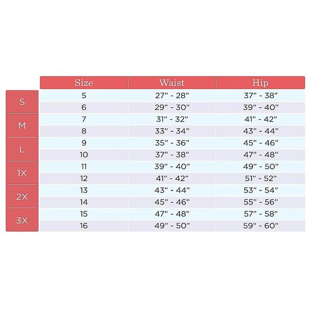 Breezies Elasticized Waistband Set of 6 Brief Panties w/ UltimAir, Size 6,
