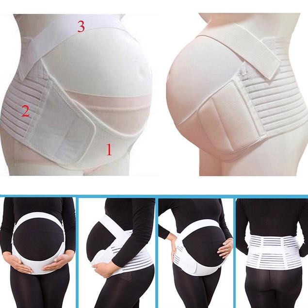 Maternity Support Abdomen Pregnant Pregnancy Belly Band(M-L-XL)
