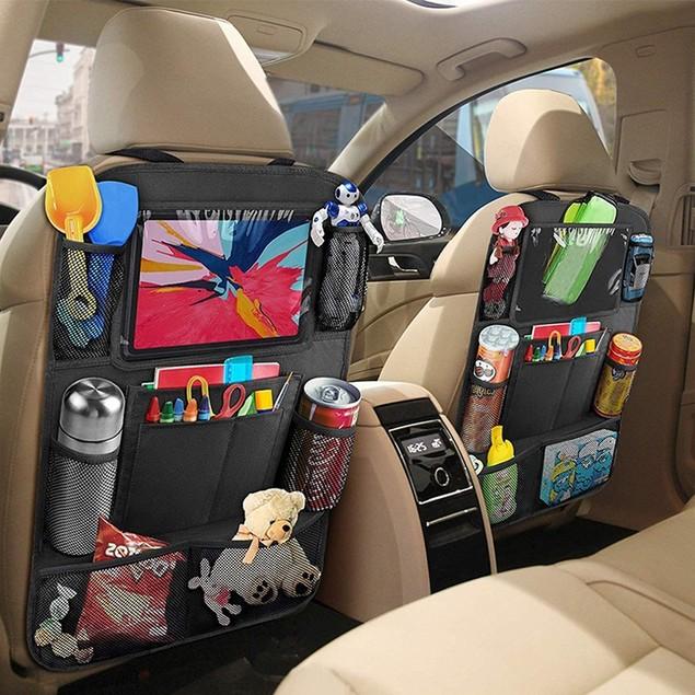 Kids Back Seat Car Organizer