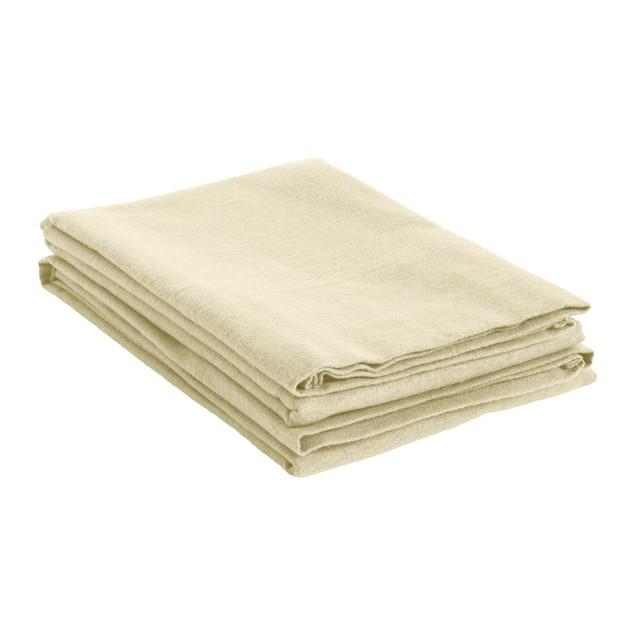 Fleur-de-Lis Pillowcase Set, 2-Piece, by Blue Nile Mills