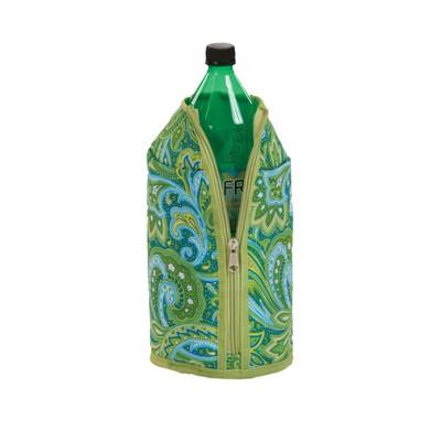 Picnic Plus 2 Liter Jacket Green Paisley