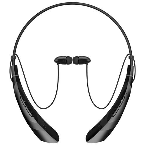 Wireless Neckband Headphones V5.0 Sweat-proof Sport Headsets