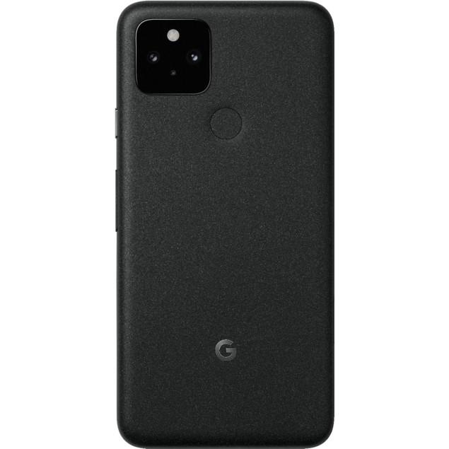 Google Pixel 5, Unlocked, Black, 128 GB, 6.0 in Screen