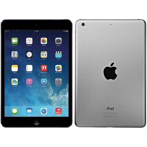 Apple iPad Air 1, A7, 16GB, Space Gray/Black (Certified Refurbished)