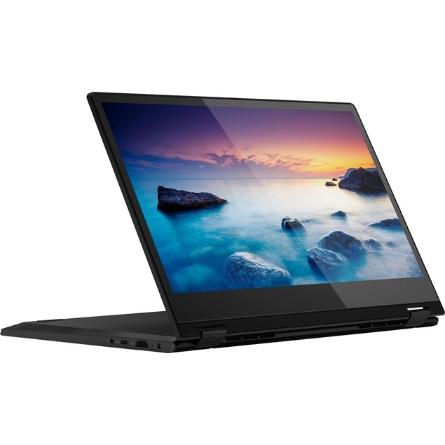 "Lenovo Flex 14IWL 2-in-1 14"" 256GB,Onyx Black(Certified Refurbished)"