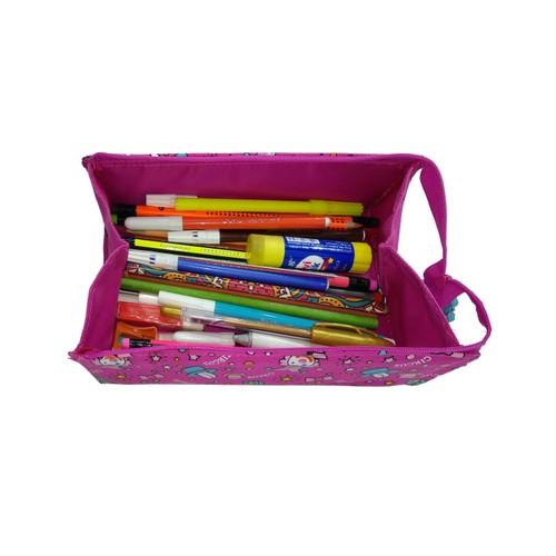 Smilykiddos Tray Pencil Case Pink