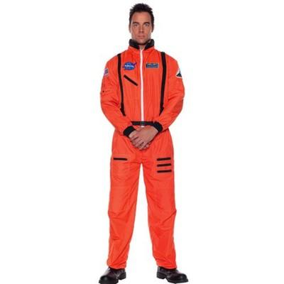 Astronaut Costume Orange