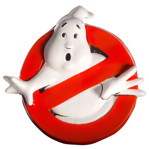 Ghostbusters Logo Wall Decoration Ghost Movie Decor Hanging Sign