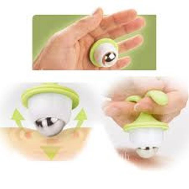 Flower Pot Massage Roller