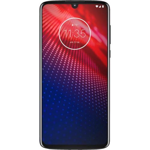 Motorola MOTO Z4, Verizon, Gray, 128 GB, 6.4 in Screen
