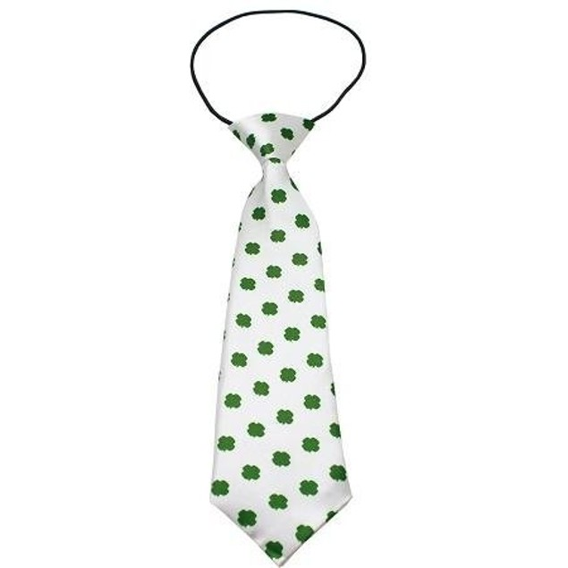 Mirage Pet Products 46-46 Shamrock Big Dog Neck Tie, Large