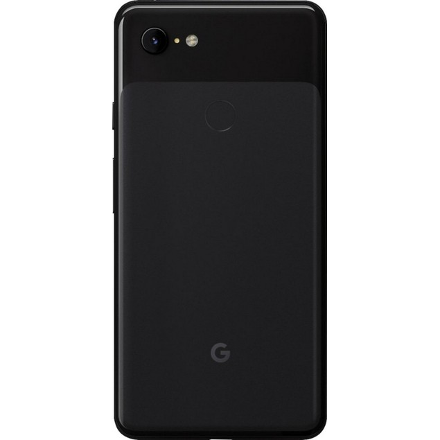 Google Pixel 3 XL, Unlocked, Black, 128 GB, 6.3 in Screen