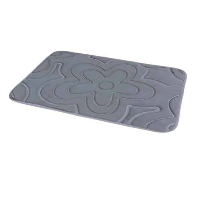 Rugs Pebble Memory Foam Bath Mat Carpet Floor Mats Carpet