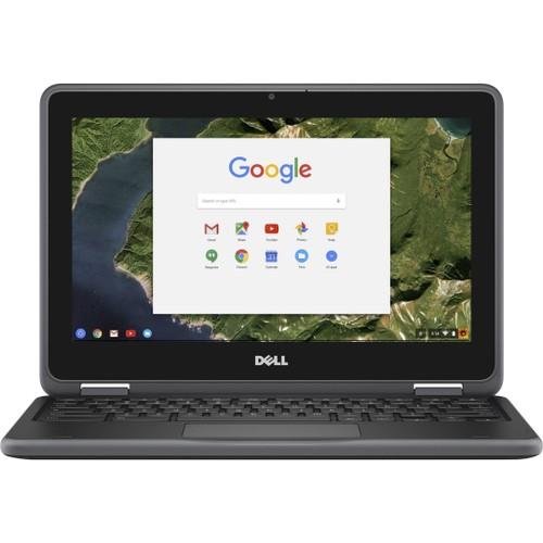 "Dell Chromebook 11 3180 11.6"" 16GB,Black(Certified Refurbished)"