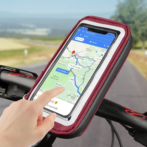 Bicycle Mobile Phone Holder & Wallet