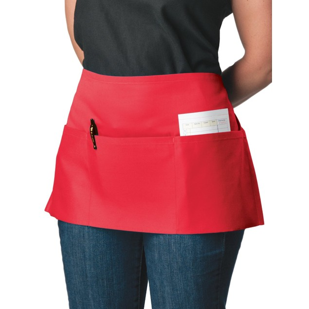 Waitress Apron Waiter Red Sookie Stackhouse Costume Accessory Trueblood