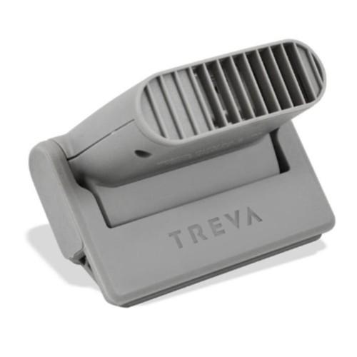 O2 Cool Treva Clip Breeze Clip Fan for Mobile Device, Lightweight & Sturdy,